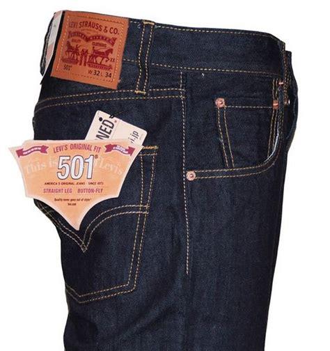 Celana Factor Size 36 Blue jual levi s 501 original grade a
