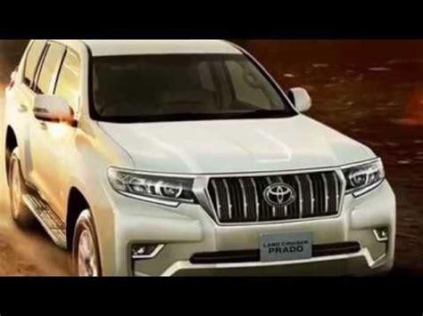 Toyota Land Cruiser Prado 2020 by 2018 Toyota Land Cruiser Prado 2017 2019 2020 2021