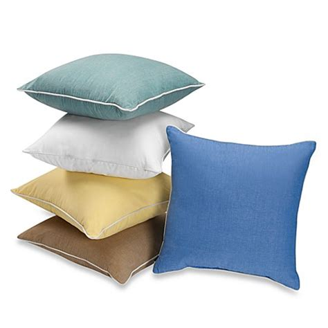 montauk square throw pillow bed bath beyond