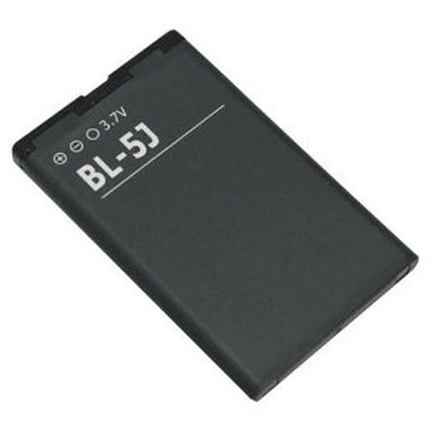 Baterai Power One Nokia 5j battery for nokia bl 5j maxbhi