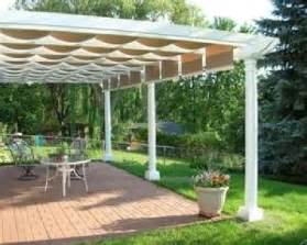 Sail Awnings Canopies Shading Options For Your Patio Or Deck