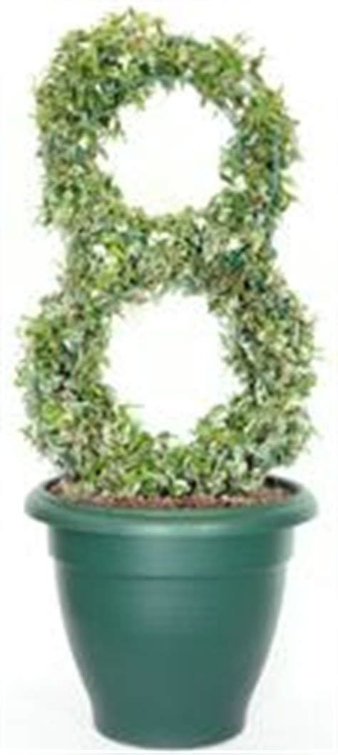 how to make your own topiary frames topiary number frames