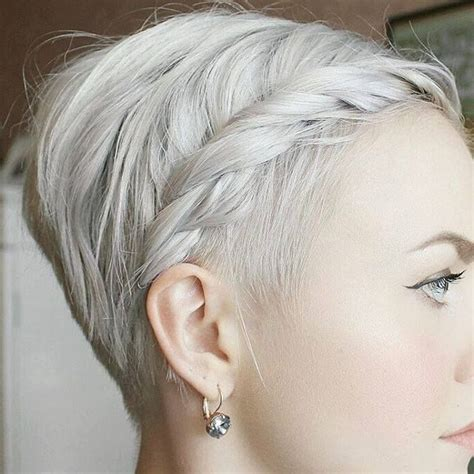 braided pixie cut image result for brittenelle fredericks hair tutorial