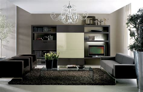 interior exterior plan chandelier lit living room