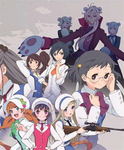 Anime Usa by Otaku Magazine Anime Usa Summer 2015 Subscriptions