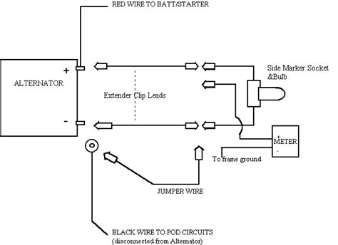 alternator exciter wiring diagram 33 wiring diagram