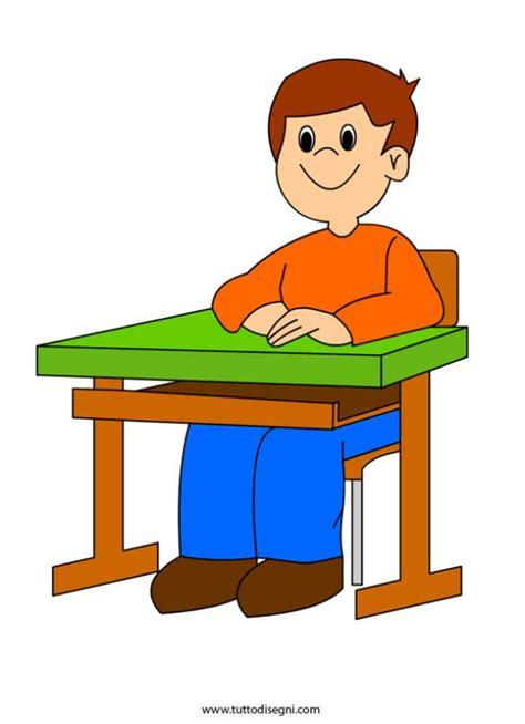 clipart bambini a scuola bambino banco scuola tutto disegni school clipart