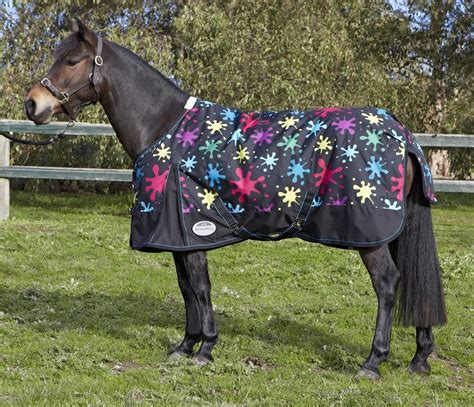 Weatherbeeta Pony Rugs by Weatherbeeta Original 600d Pony Standard Neck Medium