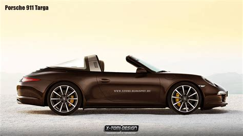 porsche targa 2015 2015 porsche 911 targa has the right stuff autoevolution