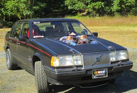 volvo v8 for sale 1992 volvo 960 with 2200hp quad turbo v8