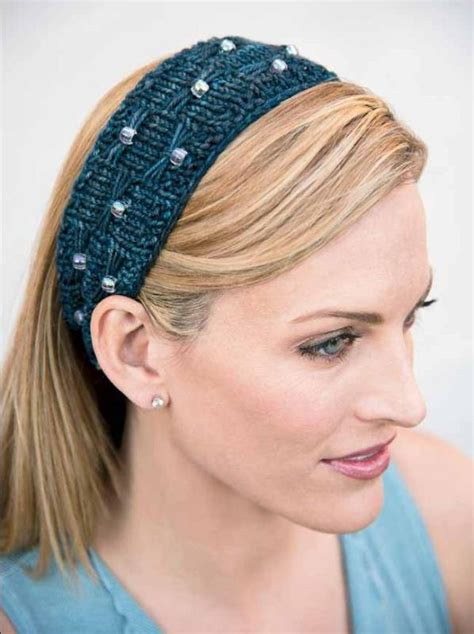 knitting pattern for headbands knit headband pattern crochet and knit