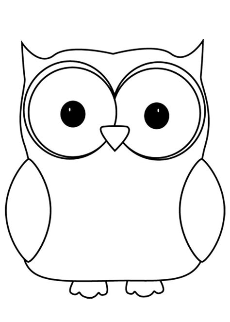 Owl Image Outline by Owl Outline Drawing Www Imgkid The Image Kid Has It