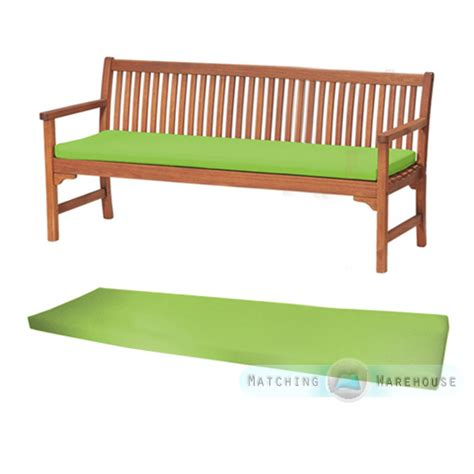 4 seater garden bench cushion outdoor waterproof 4 seater bench swing seat cushion
