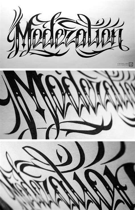 tattoo font typer booooooom graphic design illustration illustrator