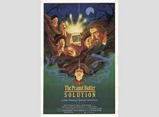 The Peanut Butter Solution - Wikipedia K 11 Poster