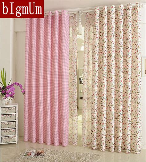 Childrens Curtains Girls Aliexpress Com Buy Free Shipping Curtains For Kids