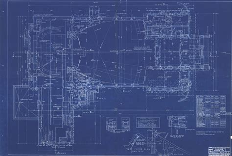 construction prints blueprints