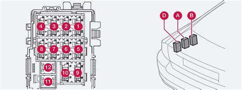 volvo s80 fuse box diagram 26 wiring diagram images