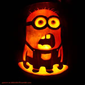 minion pumpkin carving template minion pumpkin o lantern stencils carving pattern