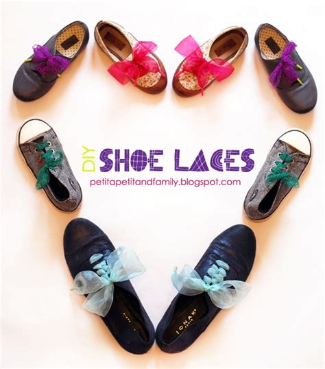 diy shoe laces diy funky shoe laces kidsomania