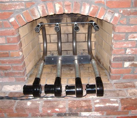 Fireplace Grate Blower Diy by Fireplace Grate Blower Home Design Ideas