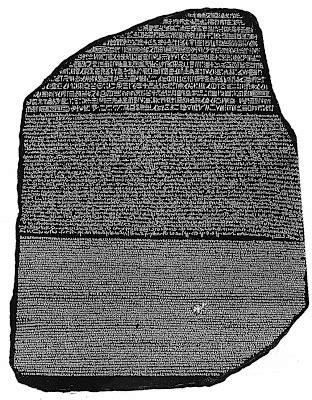 rosetta stone k 12 yo amo la historia la piedra rosetta y el relieve de