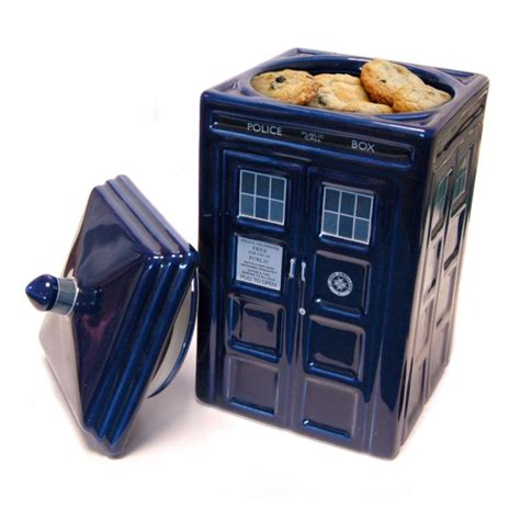 Dr Who Kitchen by Doctor Who Tardis Ceramic Cookie Jar Ozgameshop