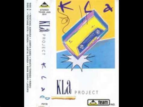 Cd Original Kla Project Kla Dekade kla project waktu tersisa from album kla project 1988