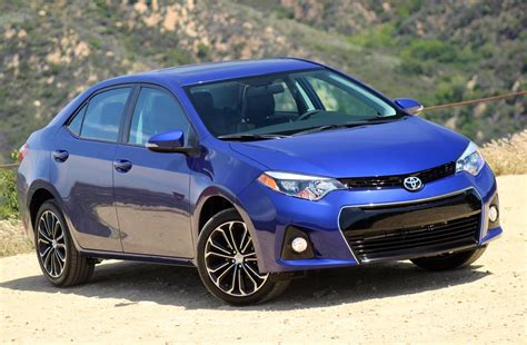 2016 Toyota Corolla Car Interior Design