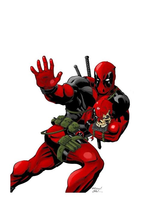deadpool colors deadpool colors finals by rambo1911 on deviantart