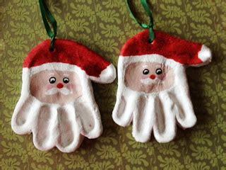 classic salt dough recipe for christmas ornaments salt dough santa ornaments family crafts