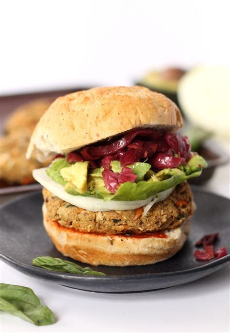 Garden Burger Healthy Vegetarian Meal Plan 07 09 2017 The Roasted Root