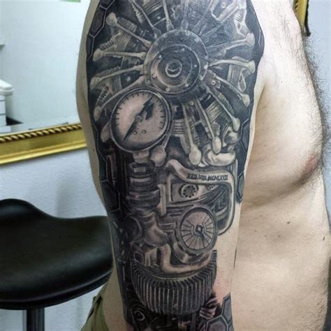 tattoo engine gallery marvelous black and white shoulder tattoo of original