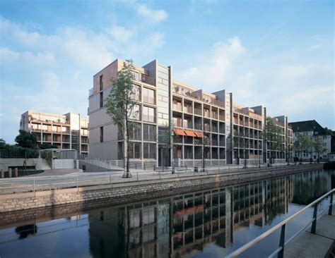 architekt duisburg wohnbebauung im duisburger innenhafen duisburg