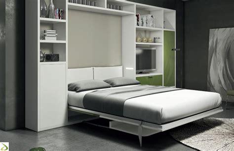 a letto parete attrezzata con letto a scomparsa prezzi
