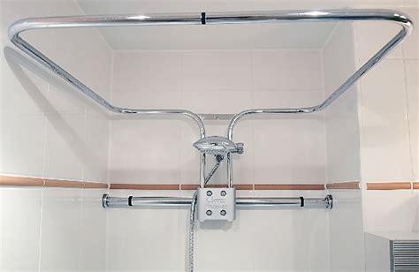 duschvorhang halterung badewanne zart duschvorhang halterung badewanne badezimmer dusche