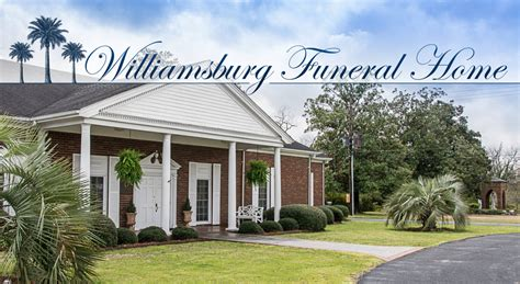 williamsburg funeral home where your service is our