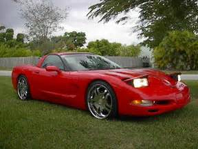 redpr98 1998 chevrolet corvette specs photos