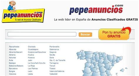 portal de avisos clasificados anuncios avisos gratis pepeanuncios anuncios clasificados gratis