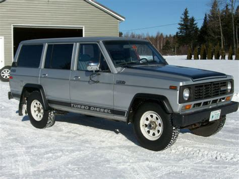 1980 Nissan Other Patrol Mq160 Bring A Trailer