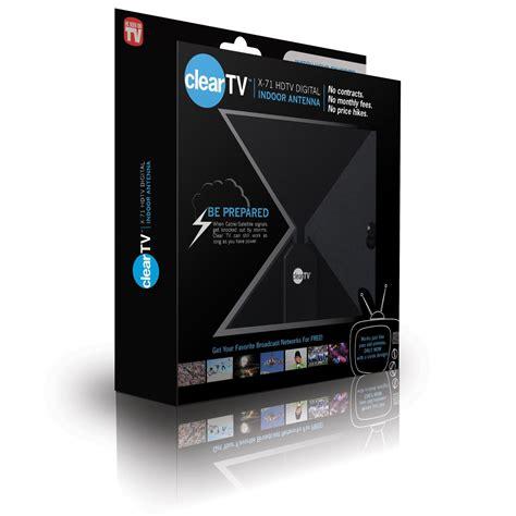 tv cleartv indoor digital hdtv antenna tvs