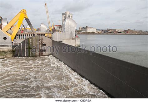 thames defence barrier flood gates stock photos flood gates stock images alamy