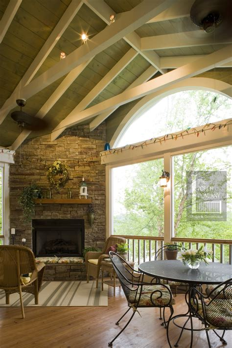 exposed rafter ceiling porch ceiling beams the porch companythe porch company