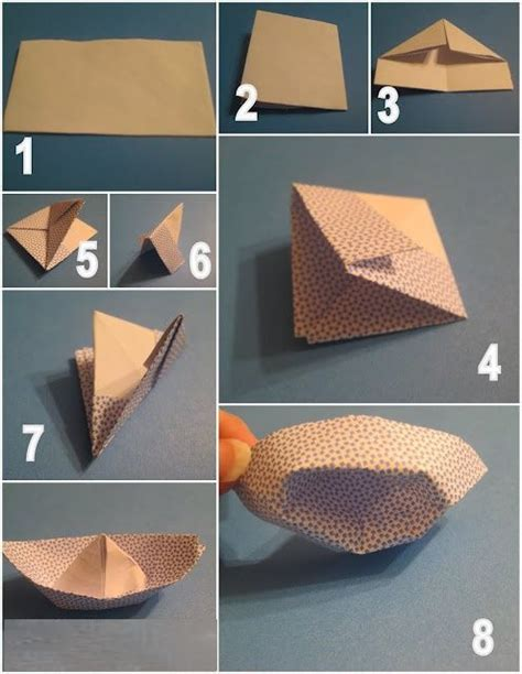 Make Paper Boats - simple steps to make paper boat paperboat papercraft