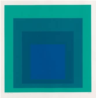 Albers Dörpen by Josef Albers Homage To The Square Edition