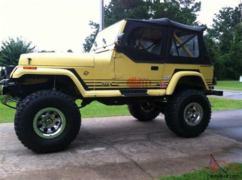 1989 jeep wrangler custom v8
