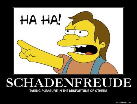 Schadenfreude Meme - 15 words that the english language needs smilang