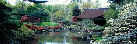 Japanese House And Garden by Shofuso Japanese House And Garden Panoramic