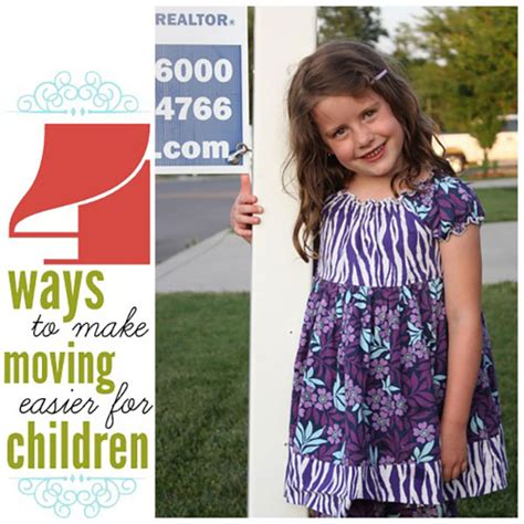 Ten Ways To Prepare For A Move by 4 Ways To Make Moving Easier For Children Homes
