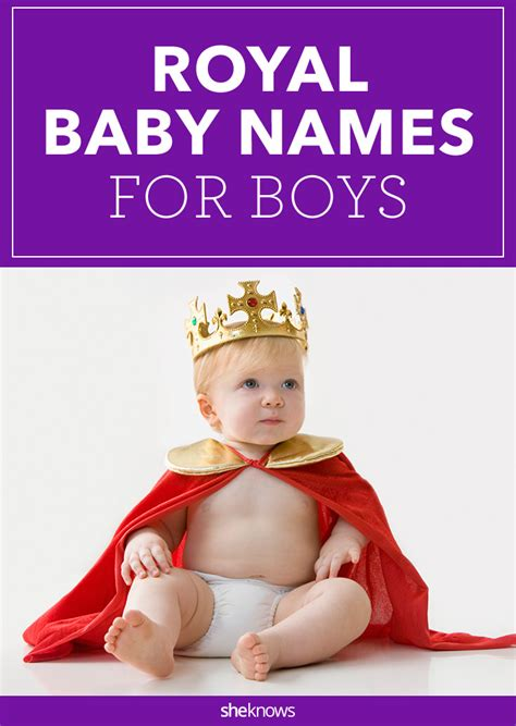 Baby Names Regal And Regal Baby Boy Names That Are Royally For Your